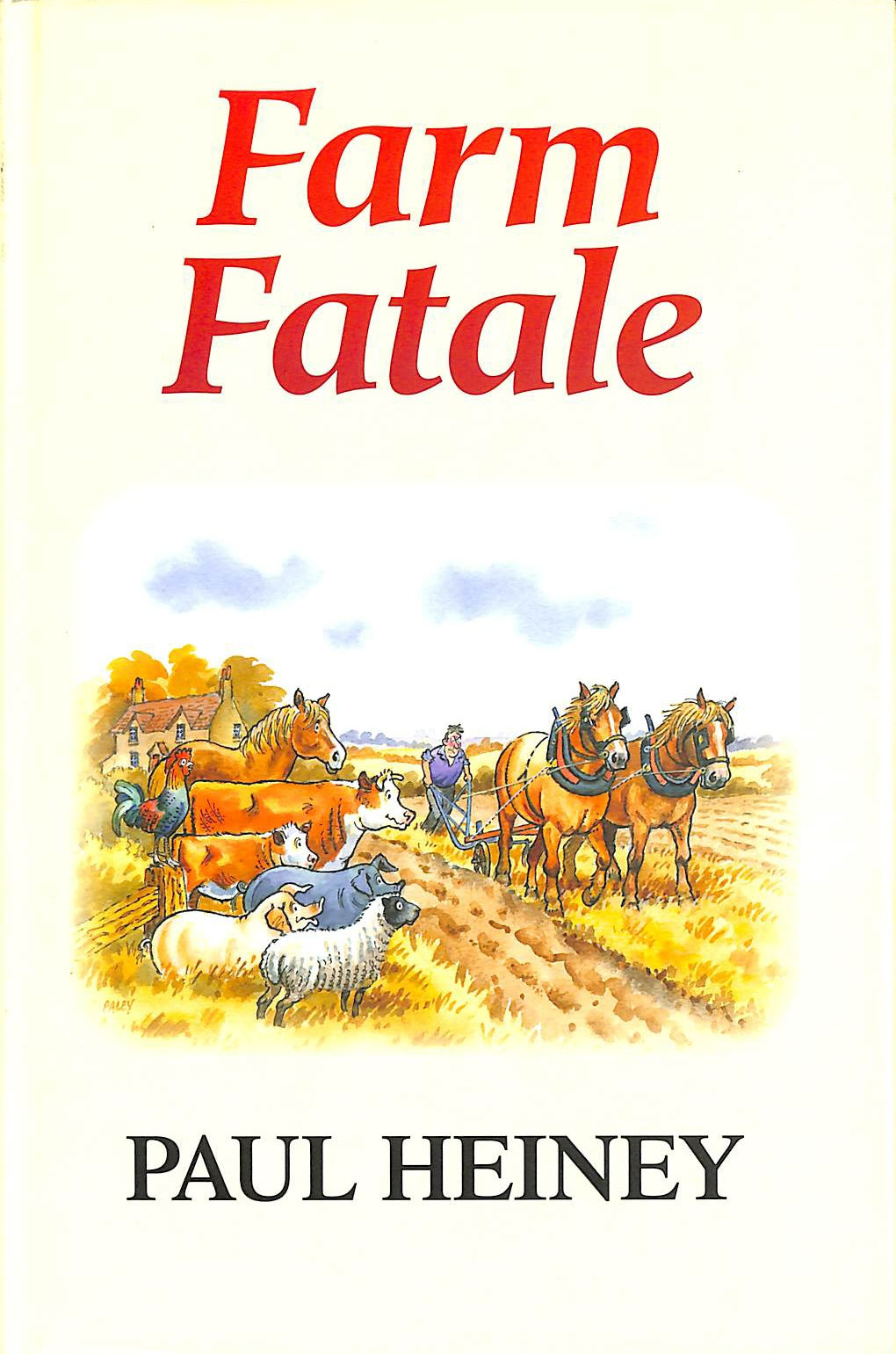 Image for Farm Fatale: Adventures in Agriculture