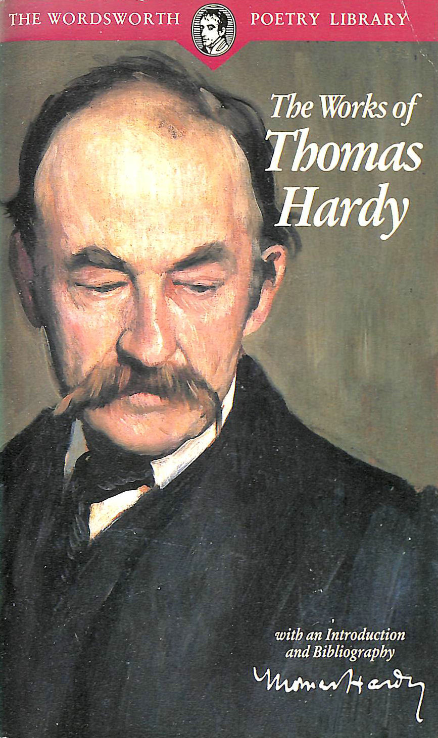 Image for The Collected Poems of Thomas Hardy (Wordsworth Poetry Library)