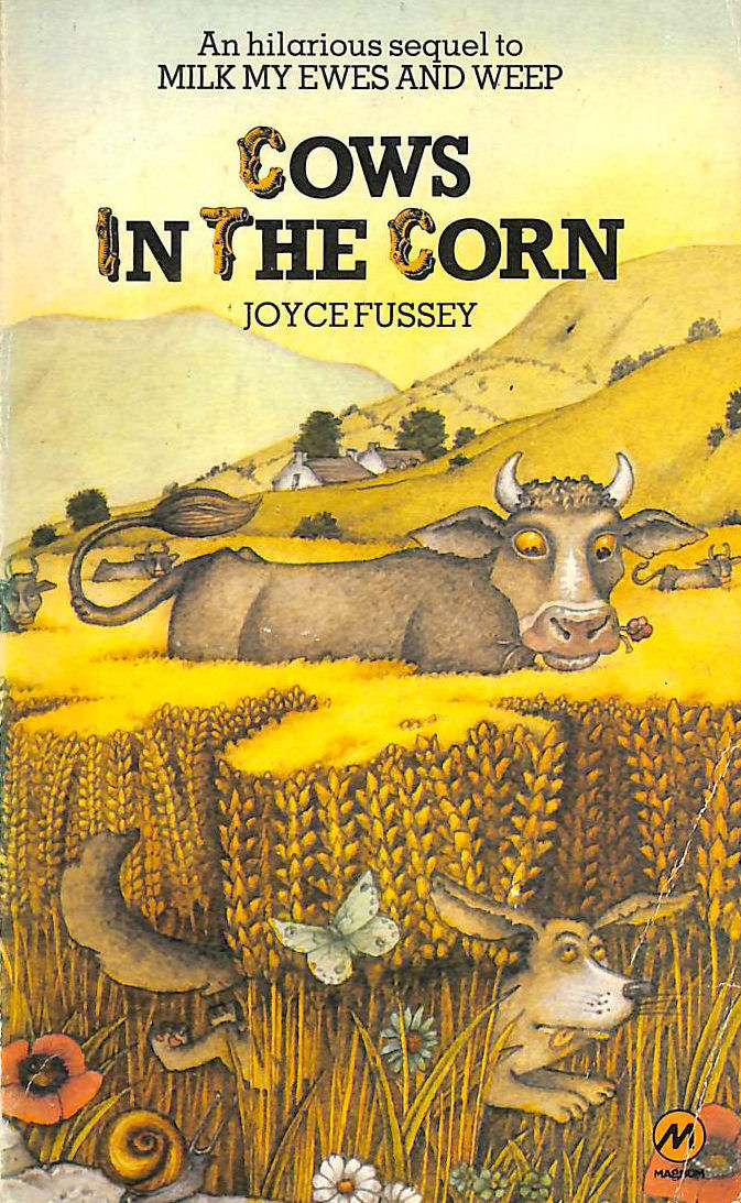 Image for Cows in the Corn