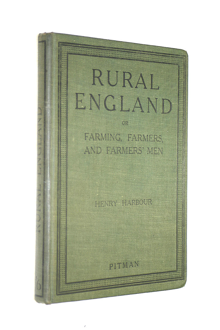 Image for Rural England; or, Farming, farmers, and farmers men