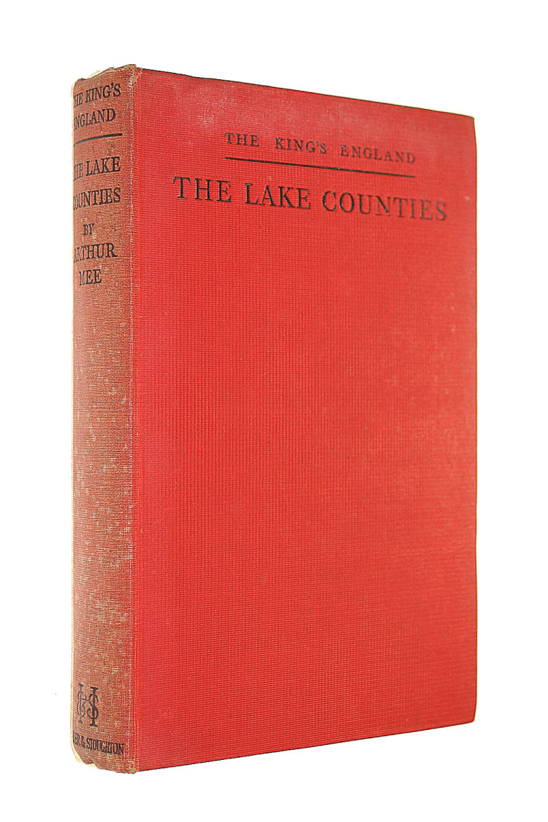 Image for The King's England: THE LAKE COUNTIES: CUMBERLAND and WESTMORLAND