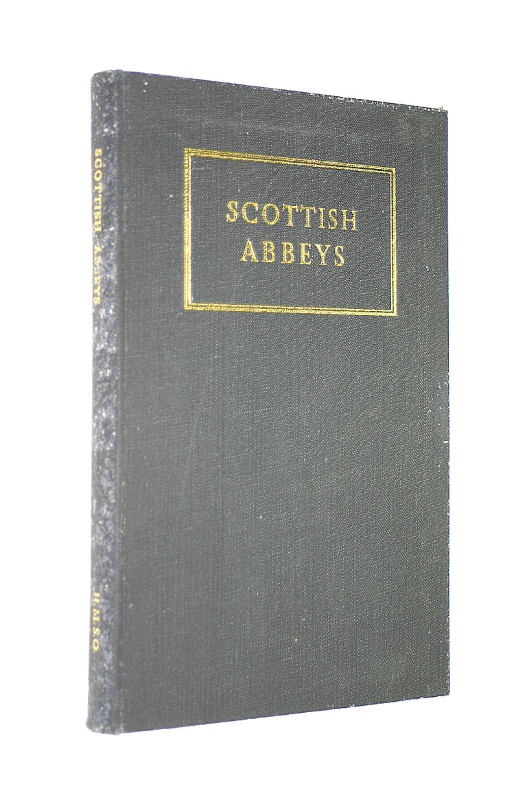 Image for Scottish Abbeys: Introduction to Mediaeval Abbeys and Priories of Scotland