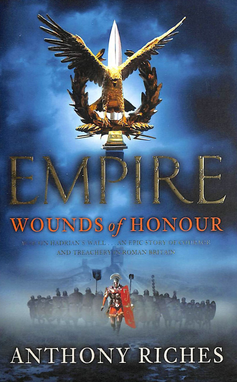 Image for Wounds of Honour: Empire I (Empire series)