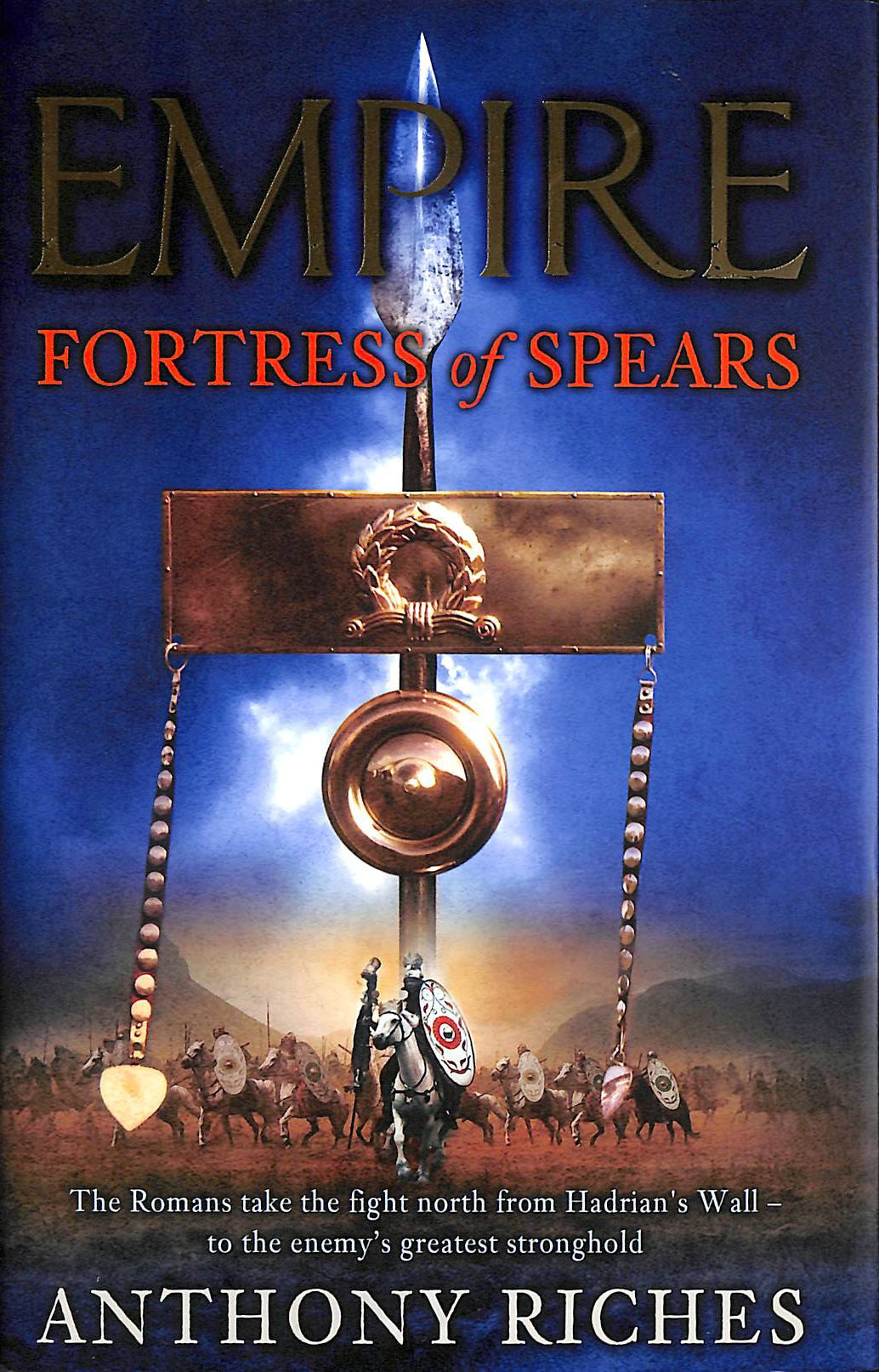 Image for Fortress of Spears: Empire III (Empire series)