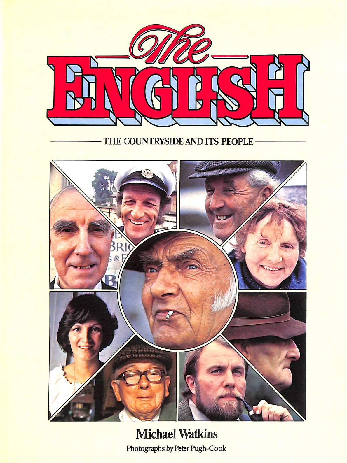 Image for The English: The Countryside And Its People :