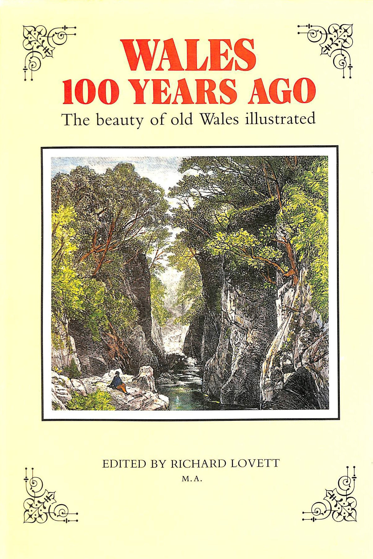 Image for Wales One Hundred Years Ago