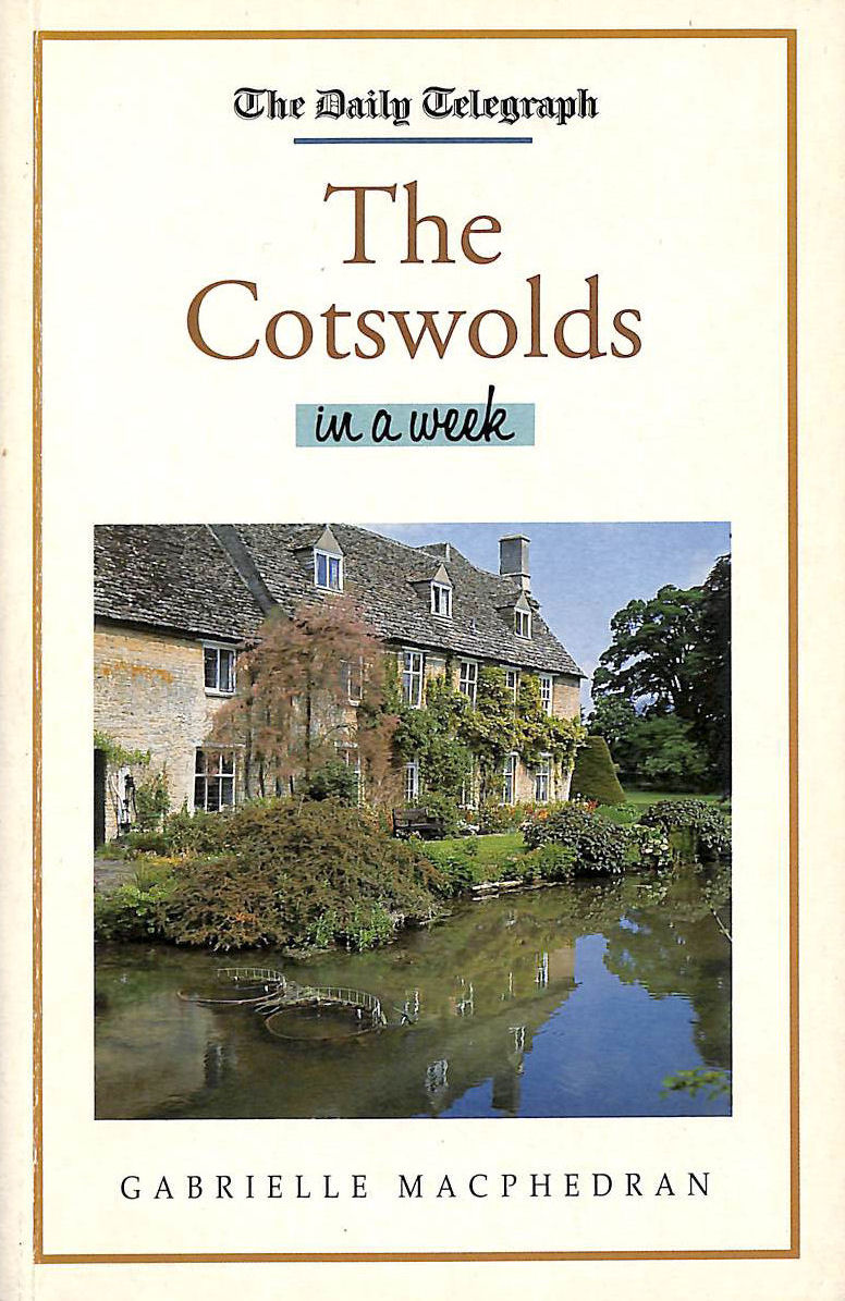 Image for Daily Telegraph Cotswolds In A Week