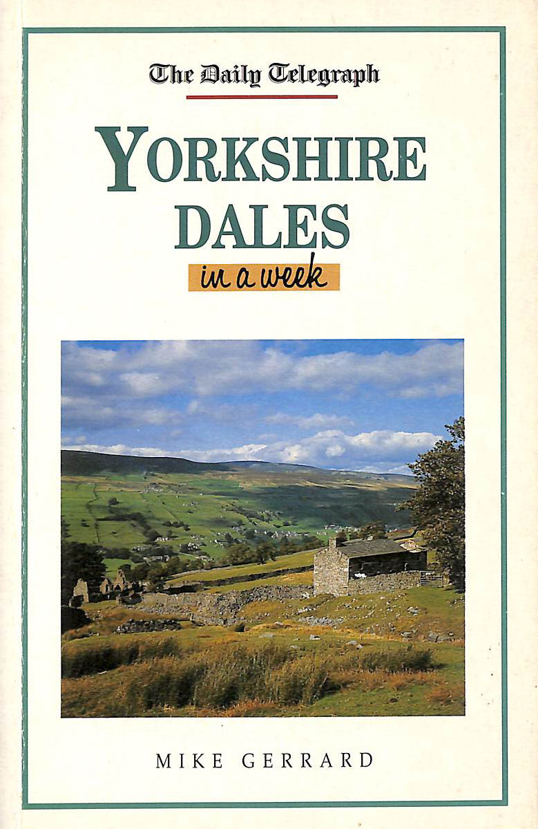 Image for Daily Telegraph Yorkshire Dales In A Week