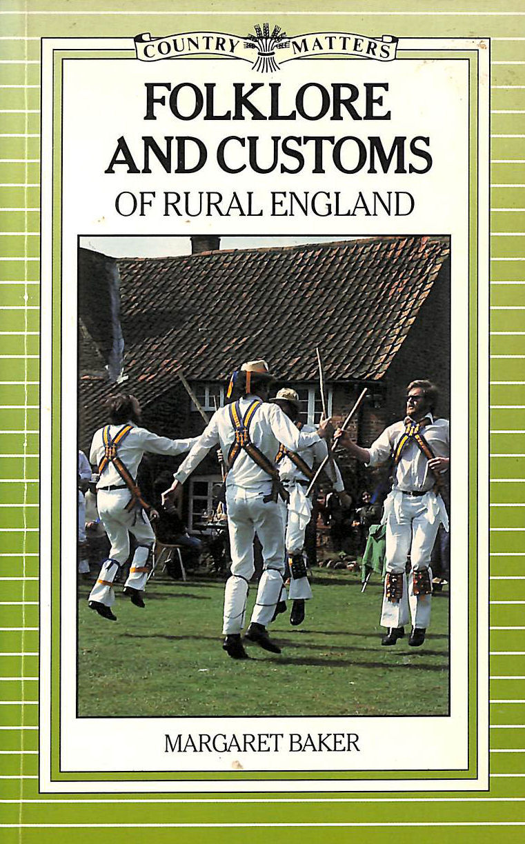 Image for Folklore and Customs of Rural England (Country Matters)