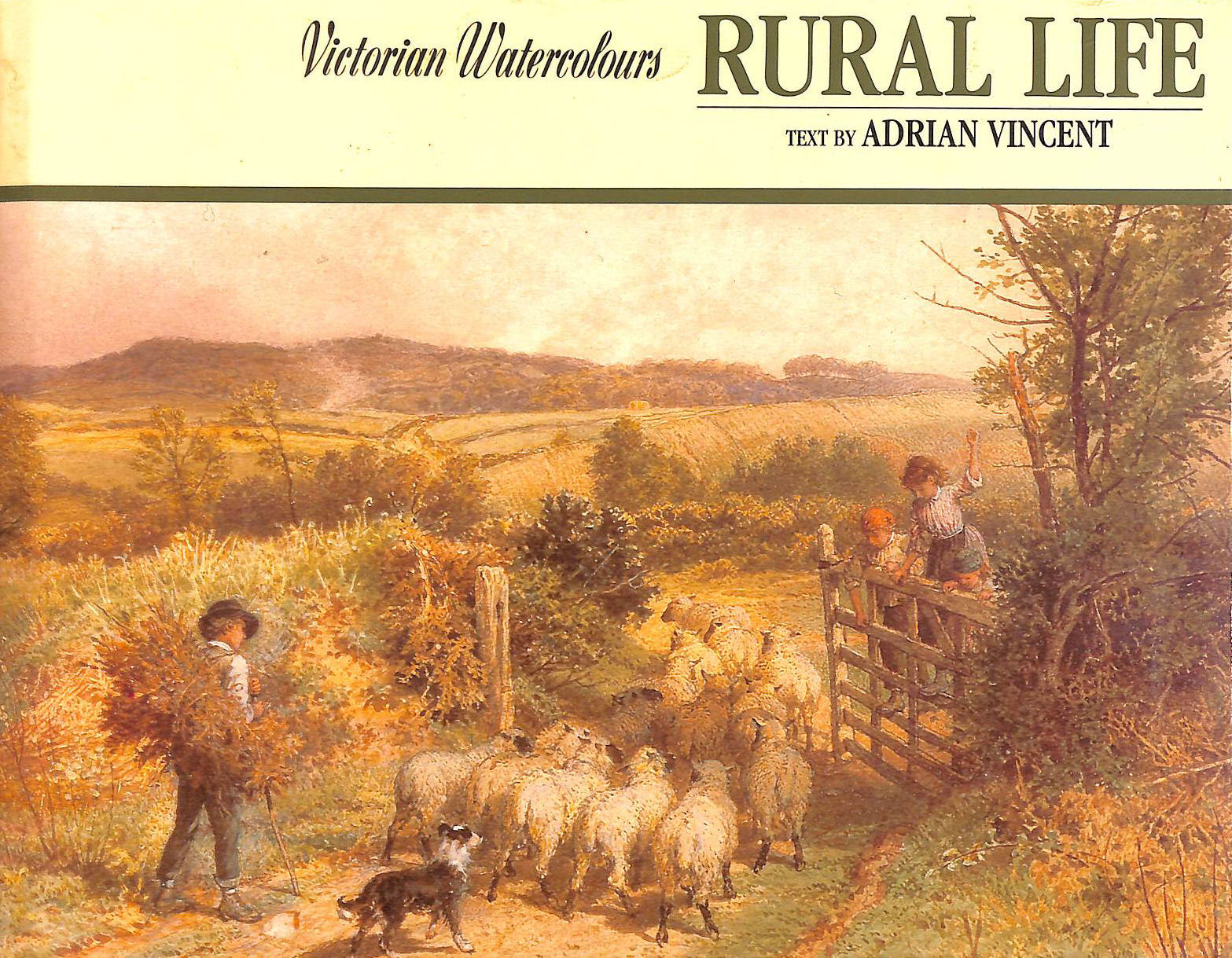 Image for Victorian Watercolours:Rural Life