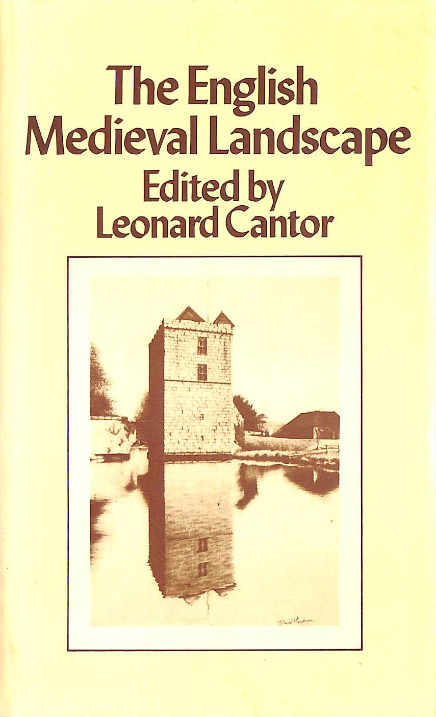 Image for English Mediaeval Landscape (Croom Helm historical geography series)
