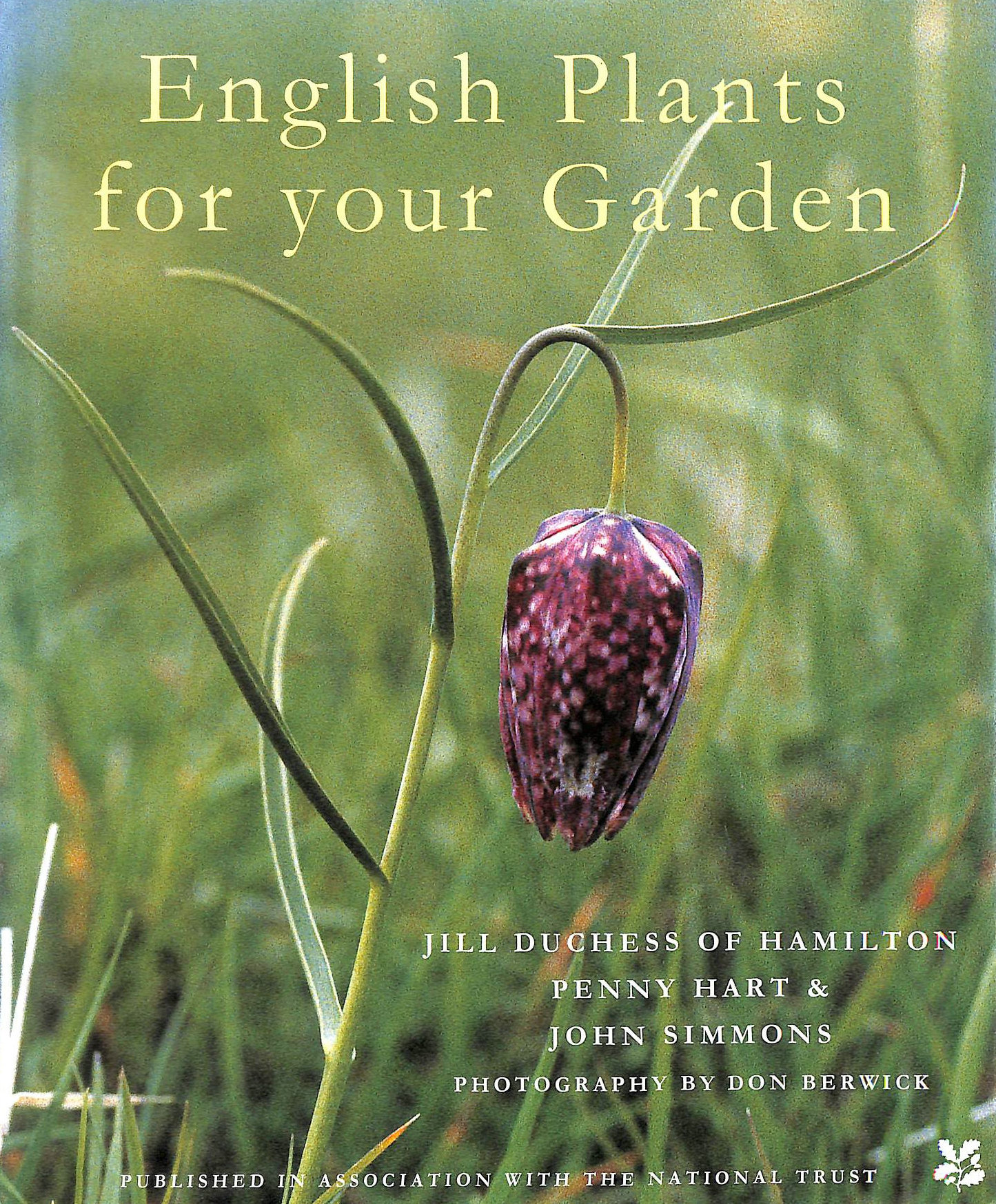 Image for English Plants for Your Garden