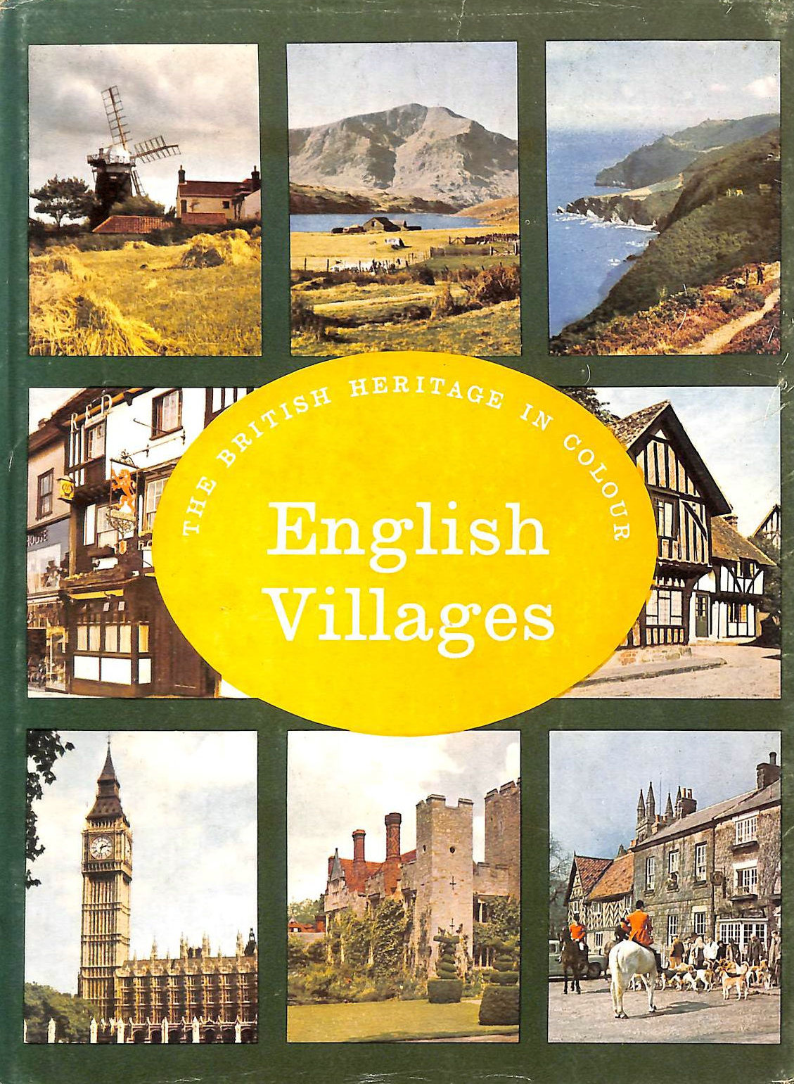 Image for English Villages In Colour. A Collection Of Colour Photographs