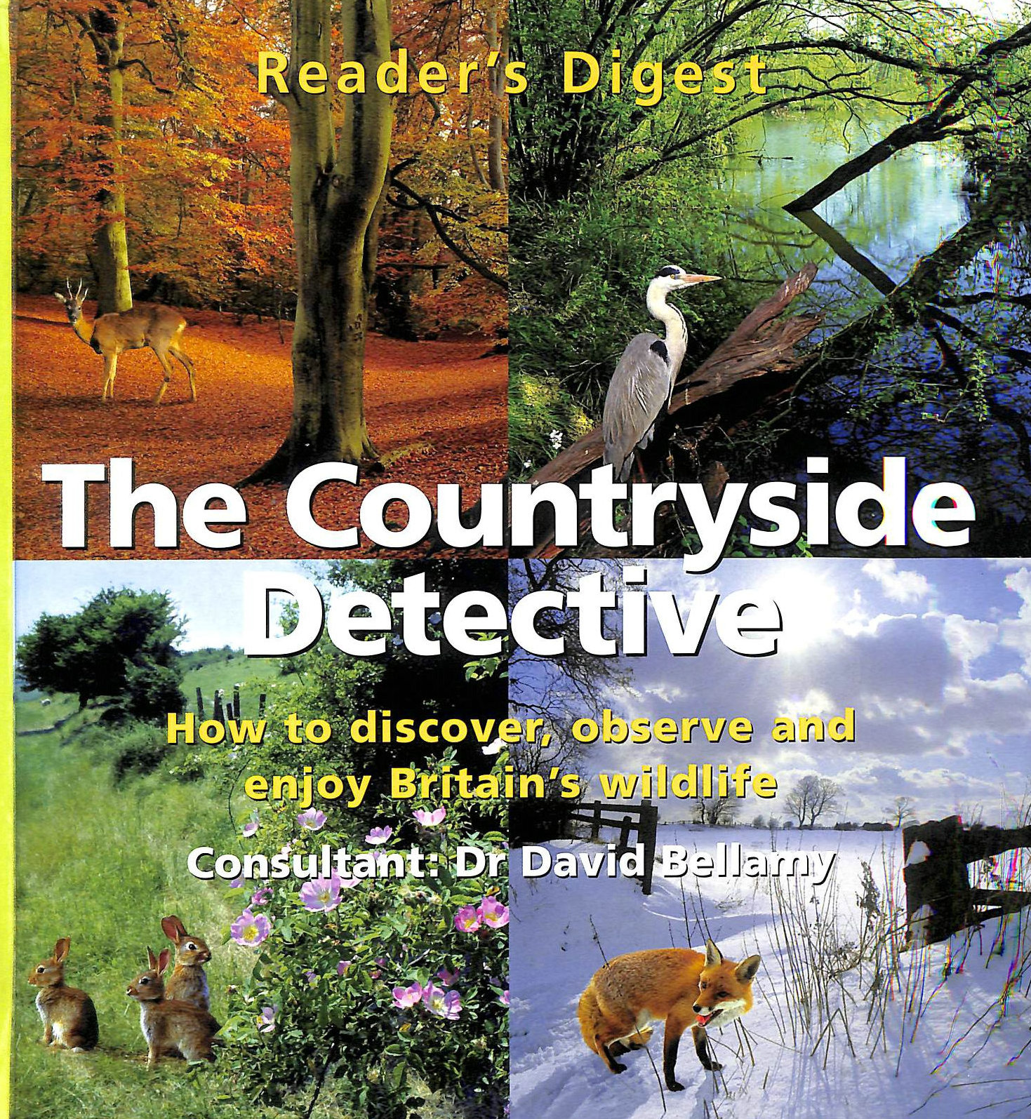 Image for Countryside Detective: How to Discover, Observe and Enjoy Britain's Wildlife (Readers Digest)