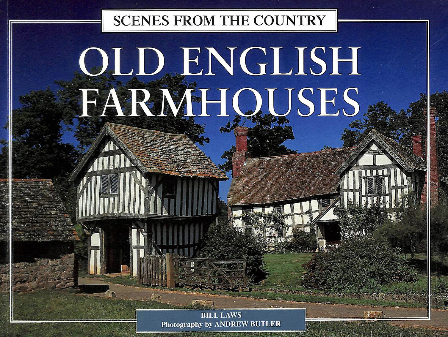Image for Old English Farmhouses (Scenes from the country)
