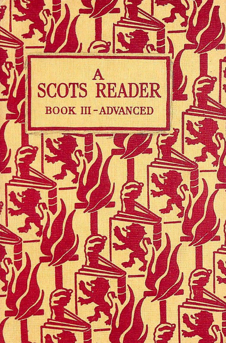 Image for A Scots Reader Book 3 - Advanced