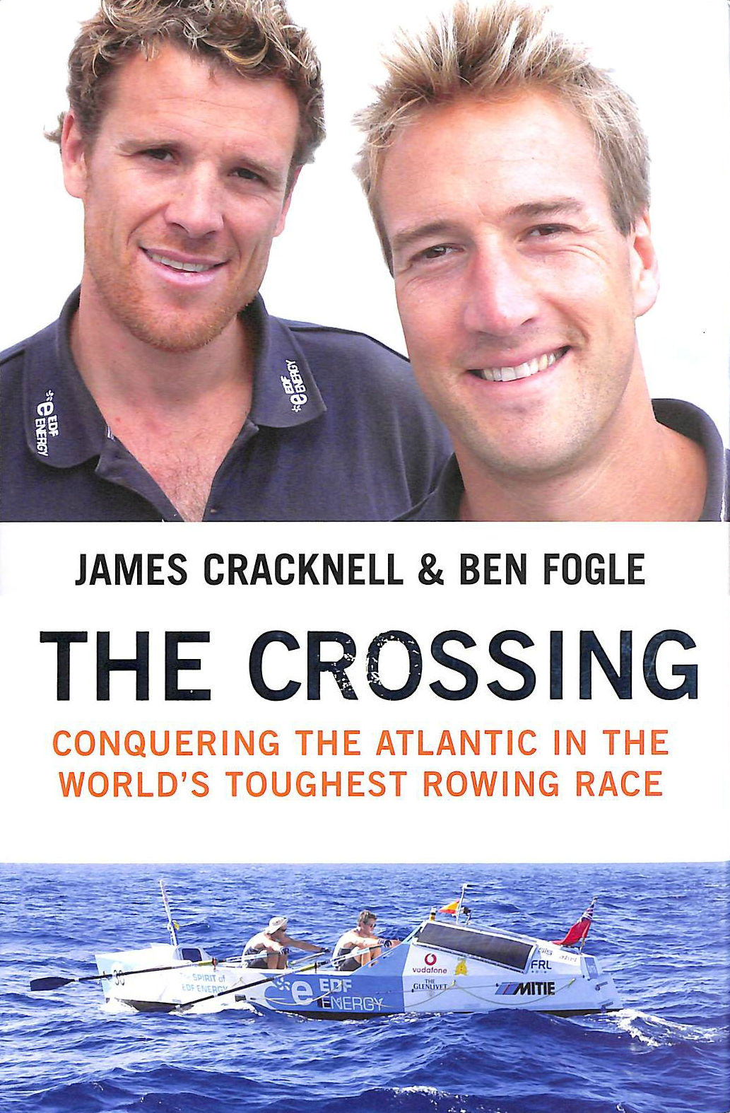 Image for The Crossing: Conquering the Atlantic in the World's Toughest Rowing Race
