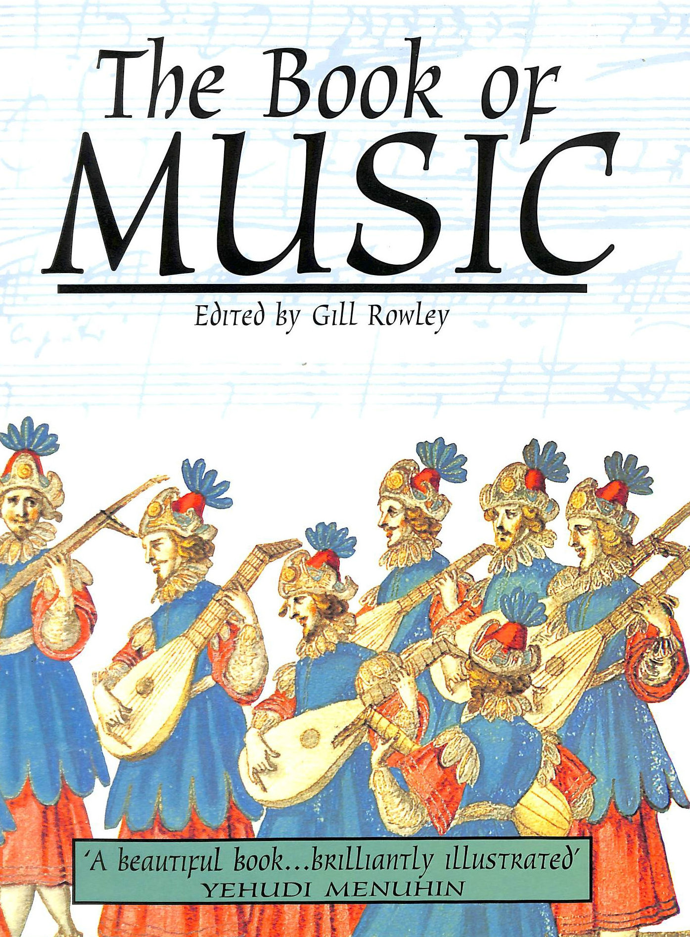 Image for The Book of Music