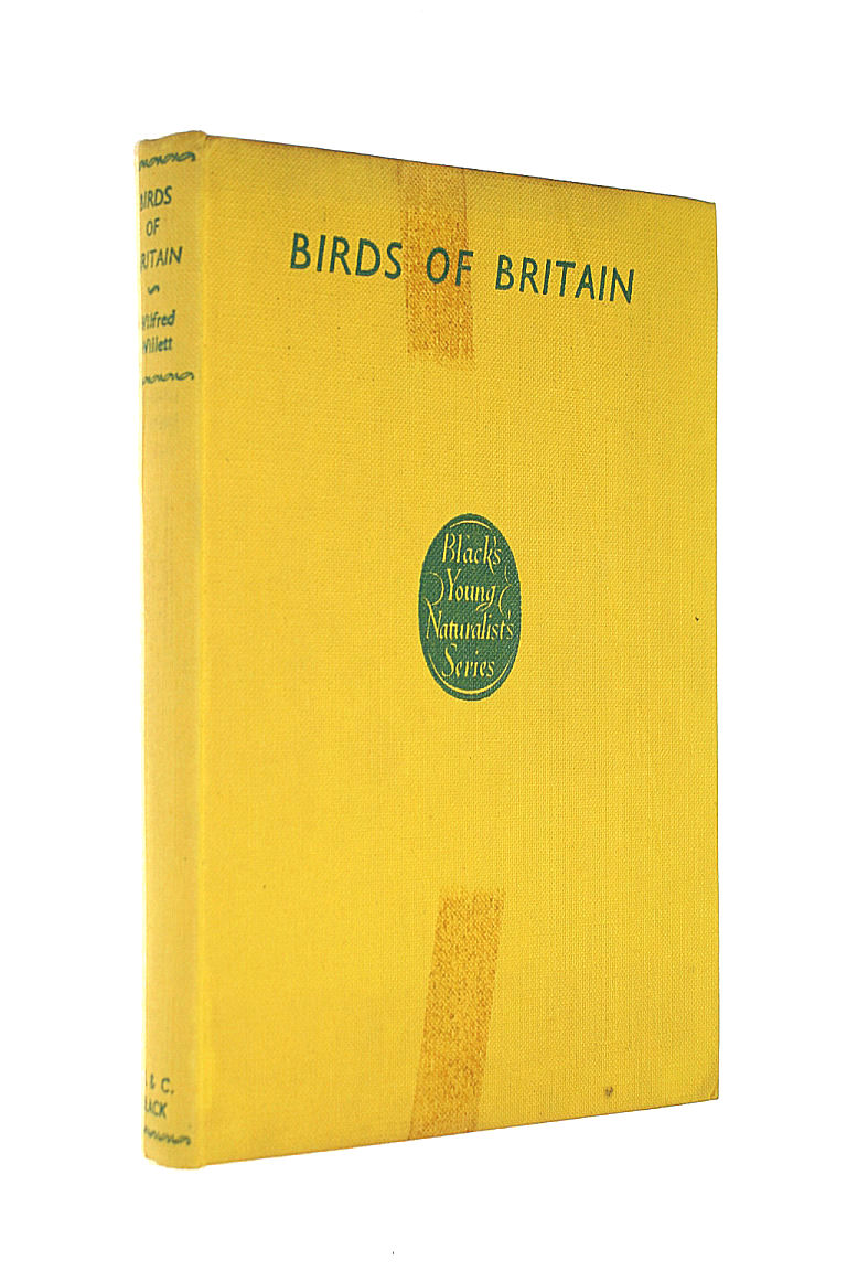 Image for BIRDS OF BRITAIN.