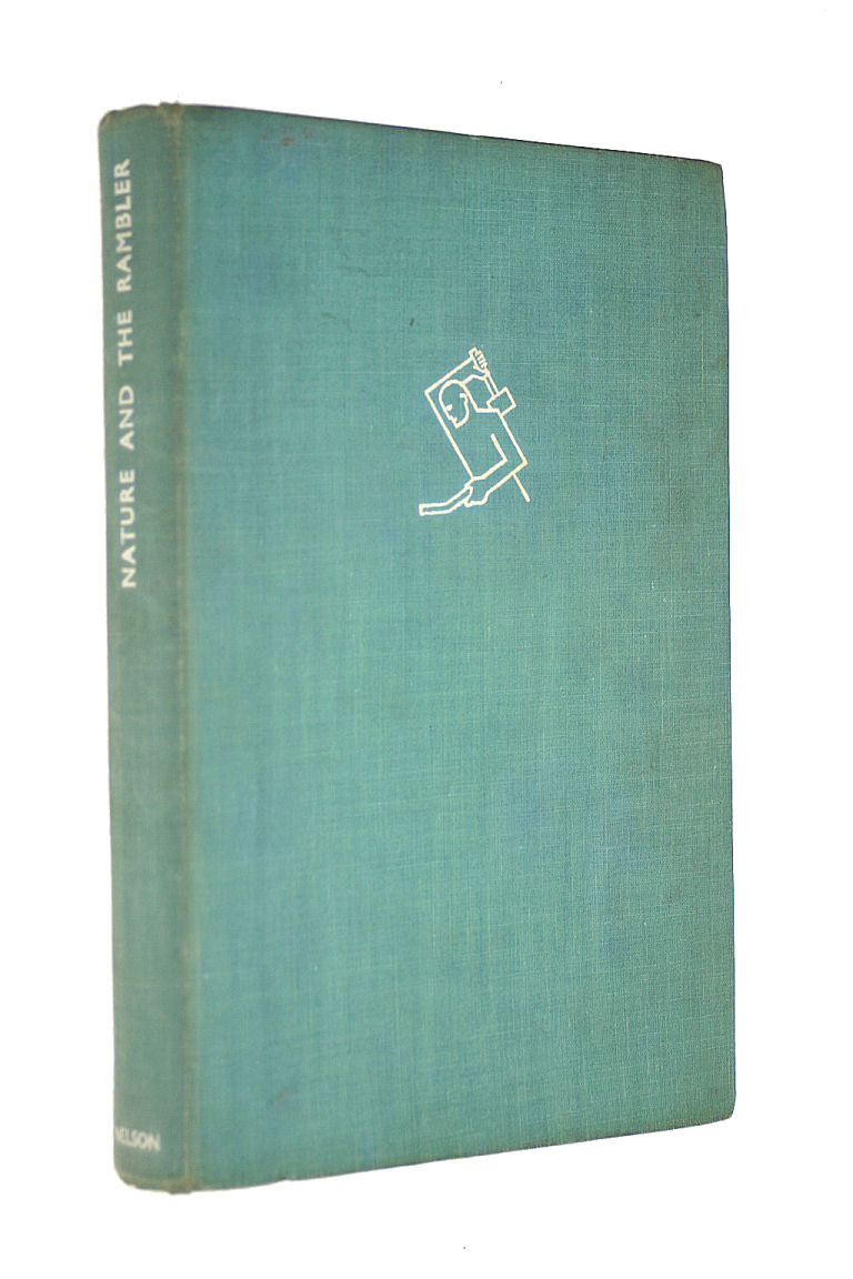 Image for Nature and the Rambler,  With note-book sketches by L. R. Brightwell (Discussion Books. no. 43.)