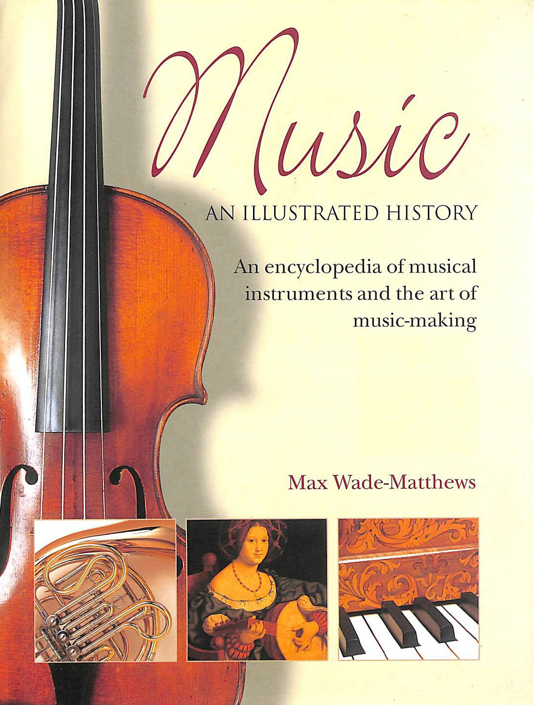 Image for Music: An Illustrated History