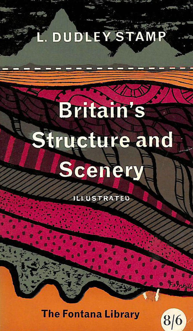 Image for BRITAIN's STRUCTURE AND SCENERY.