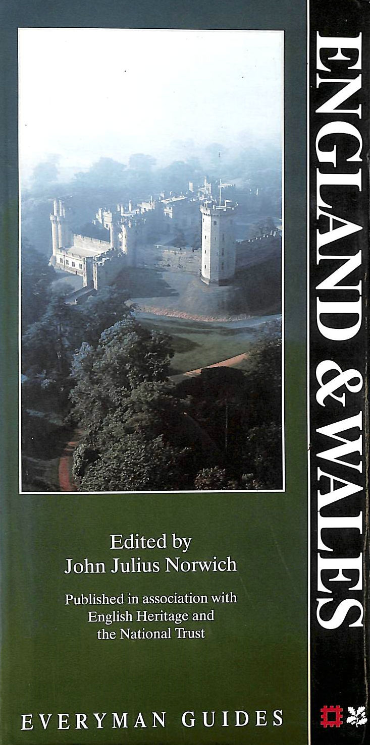 Image for England and Wales (Everyman Guides)