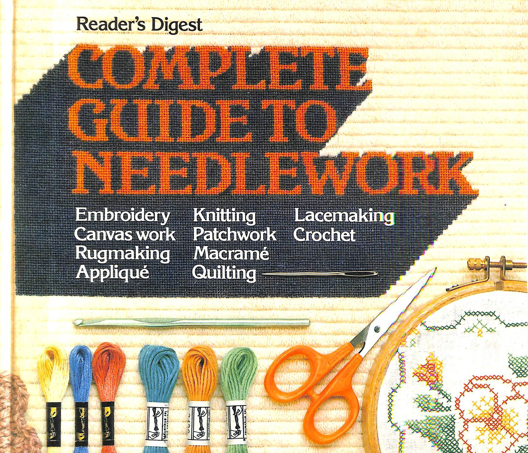 Image for Complete Guide To Needlework
