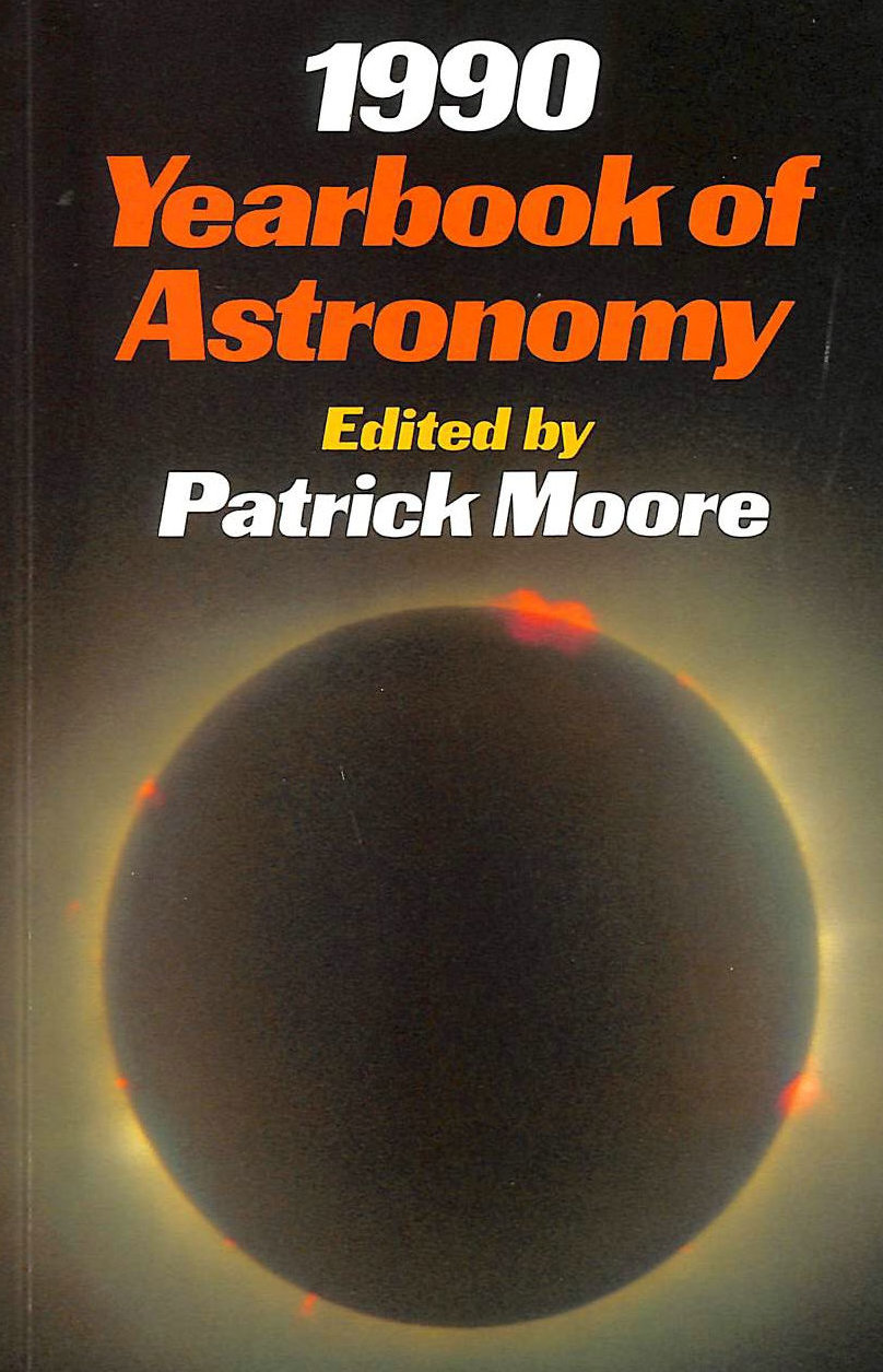 Image for 1990 Yearbook Of Astronomy