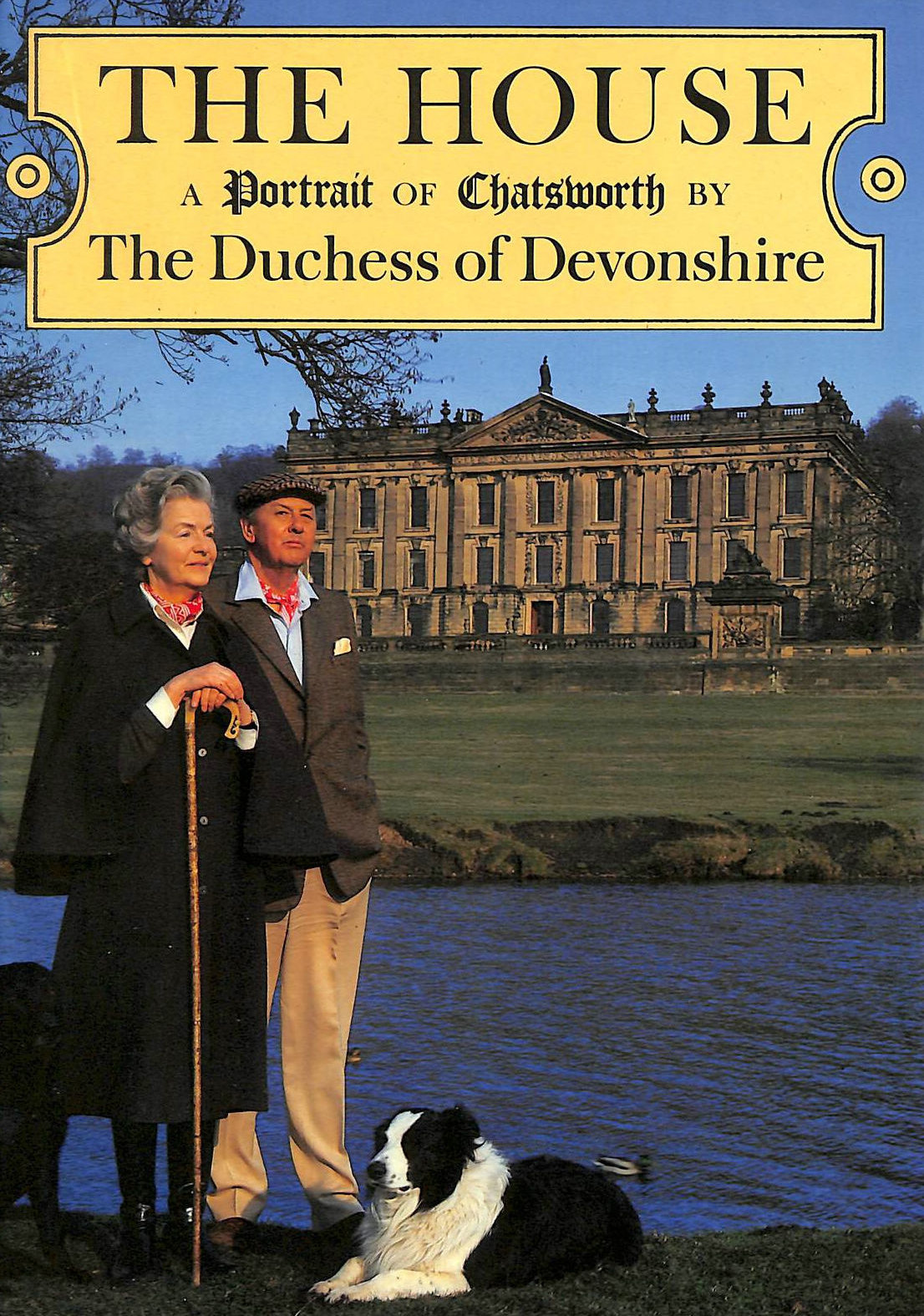 Image for House-Portrait Of Chatsworth