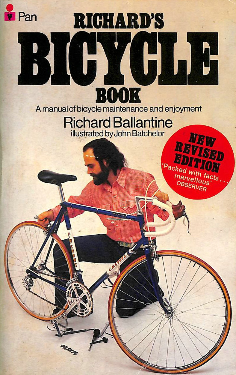 Image for Richard's Bicycle Book