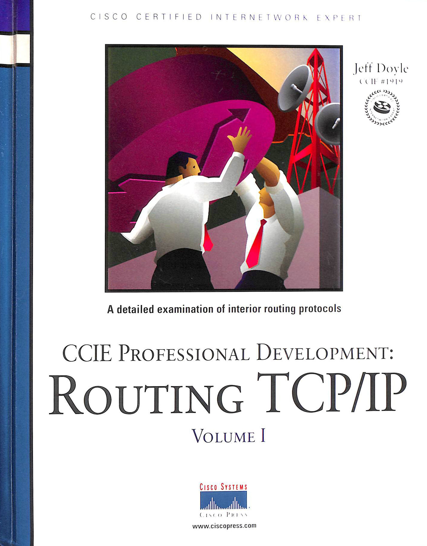 Image for Routing TCP/IP Volume I (CCIE Professional Development): Authorized CCIE Preparation: v. 1