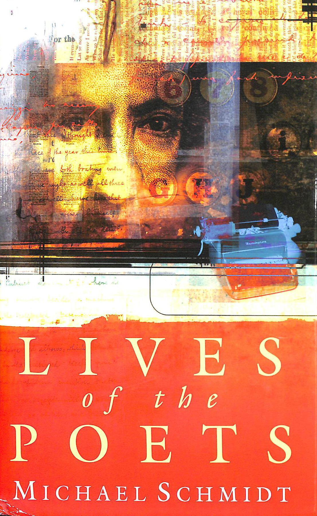 Image for LIVES OF THE POETS