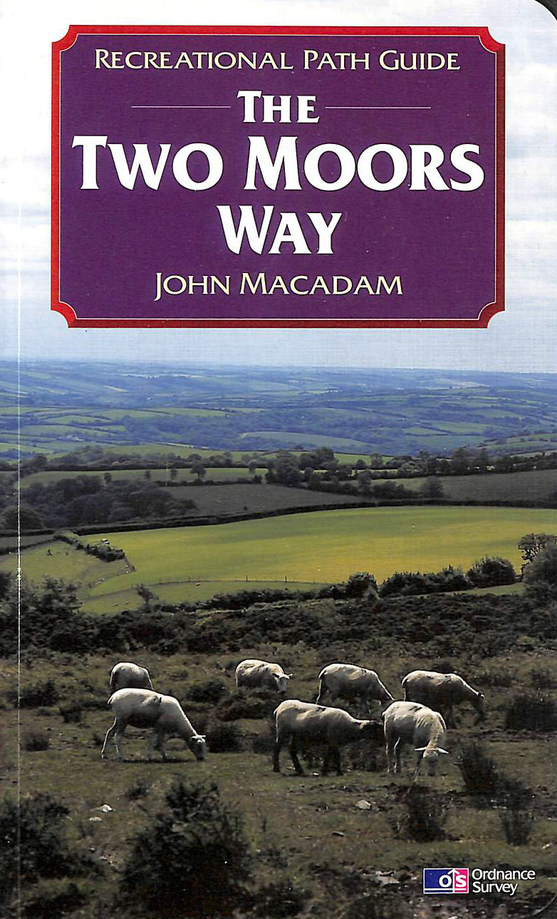Image for The Two Moors Way [Dartmoor and Exmoor]: Recreational Path Guide (Recreational Path Guides)