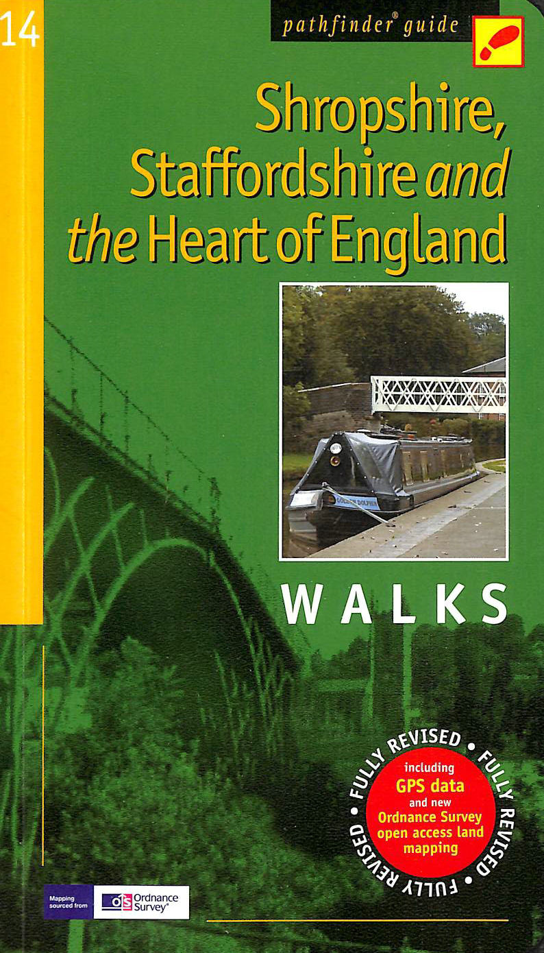 Image for Pathfinder Shropshire, Staffordshire and the Heart of England: Walks (Pathfinder Guide)