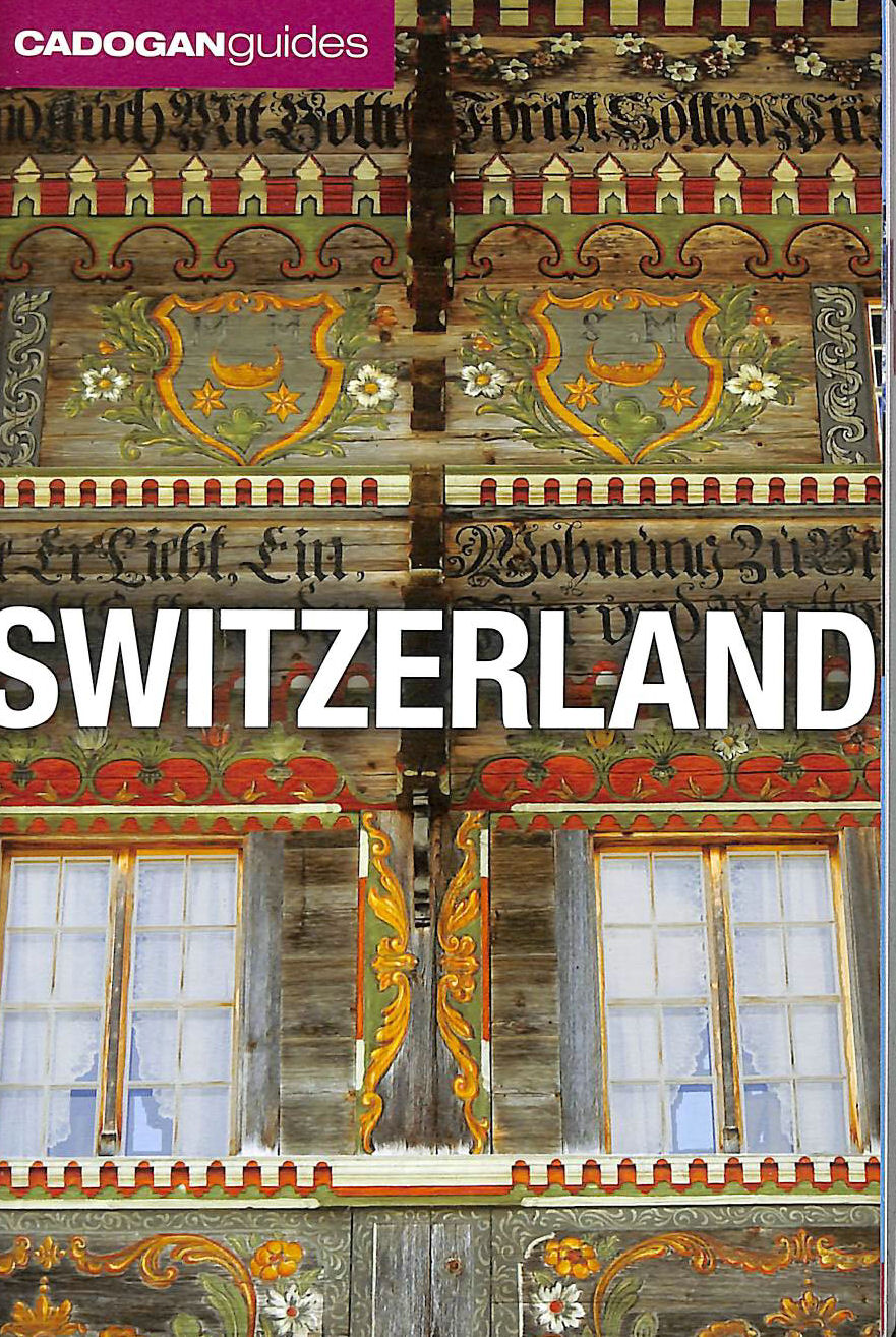 Image for Switzerland (Cadogan Guides)