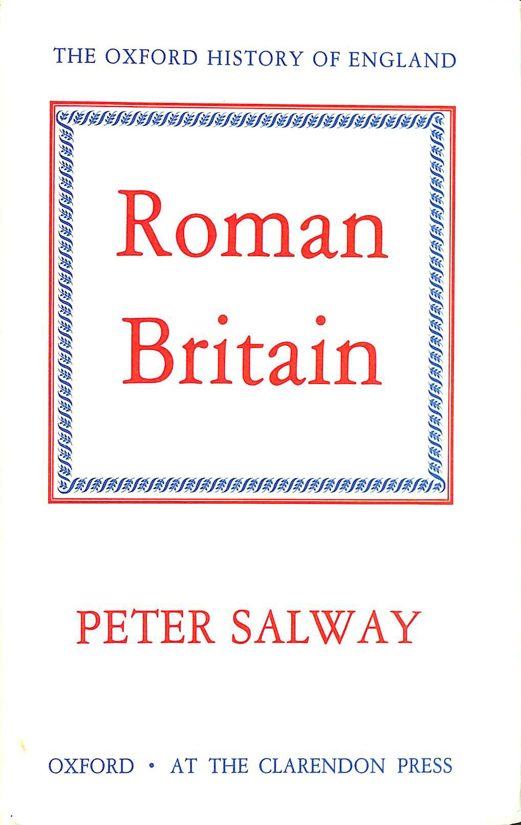 Image for Roman Britain (Oxford History of England)