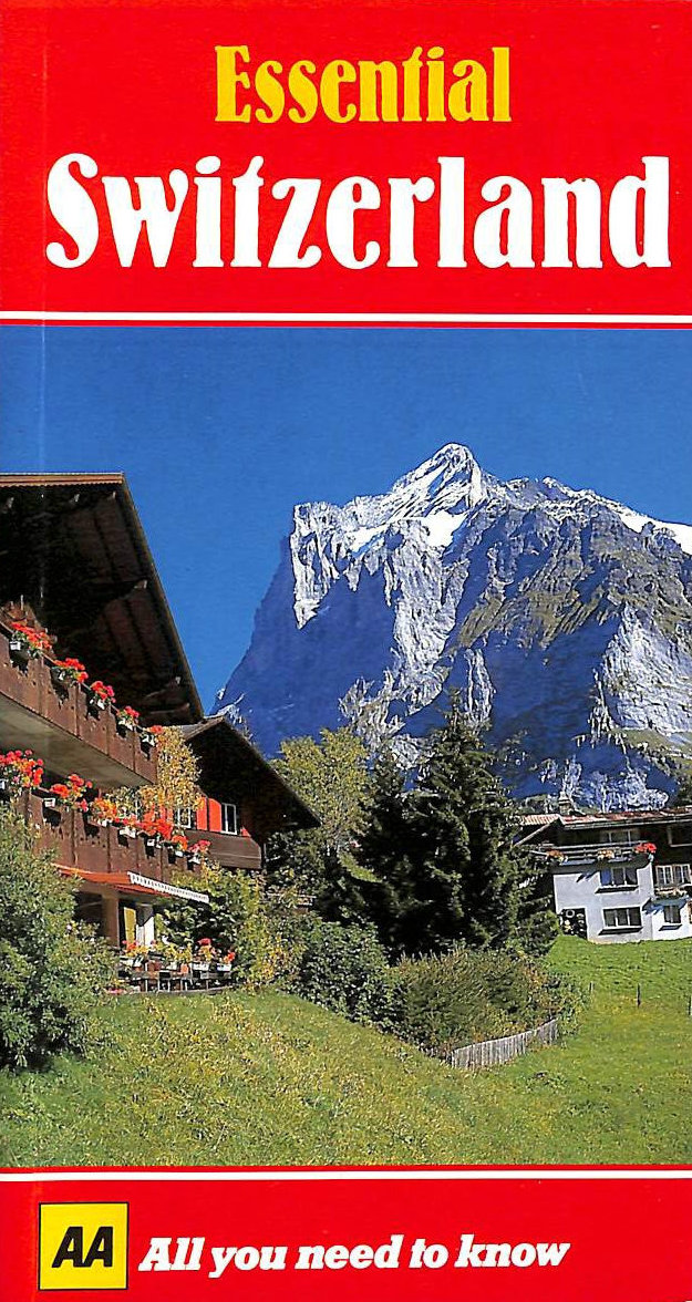 Image for Essential Switzerland (AA Essential)
