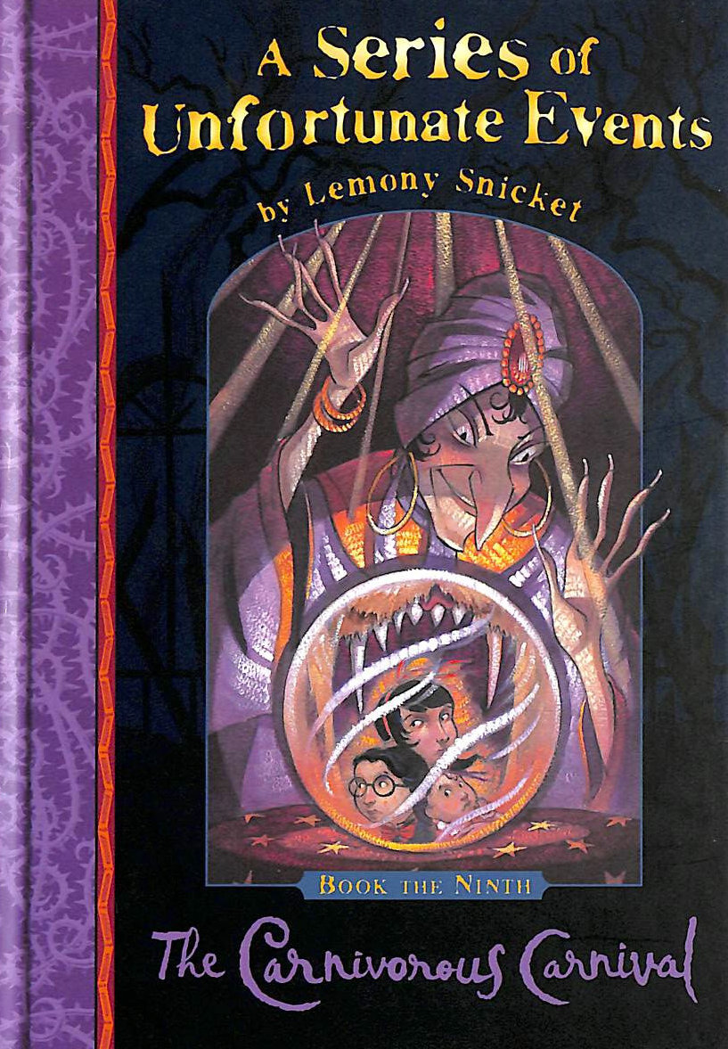 Image for The Carnivorous Carnival - Book The Ninth (A Series of Unfortunate Events: 9)