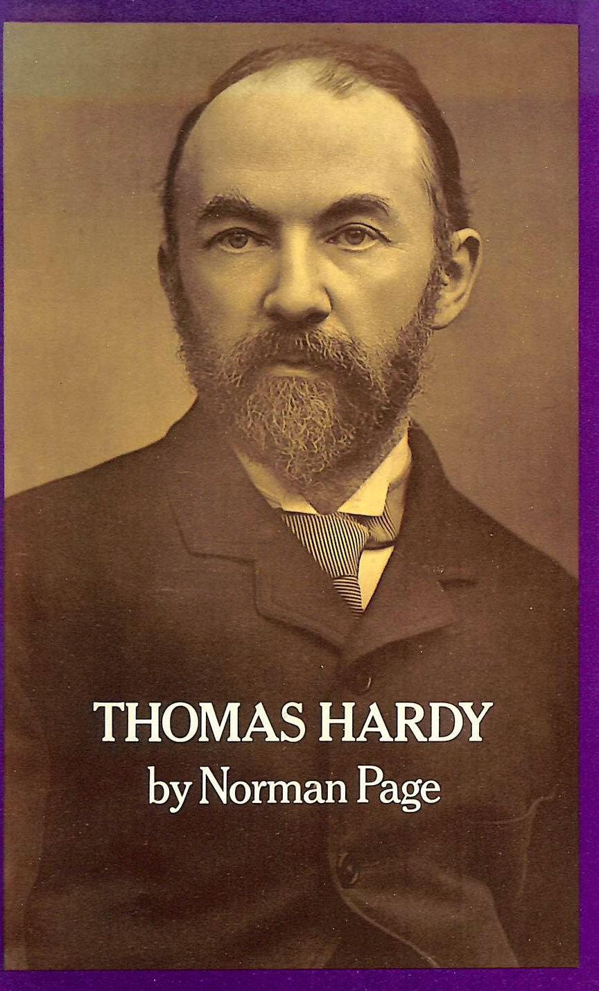 PAGE, PROFESSOR NORMAN - Thomas Hardy
