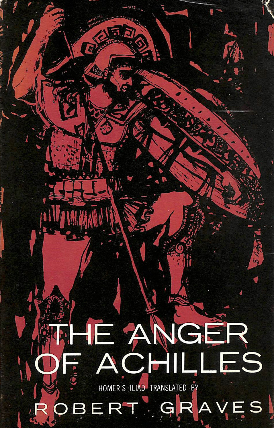 Image for The Anger Of Achilles. Homer's Iliad