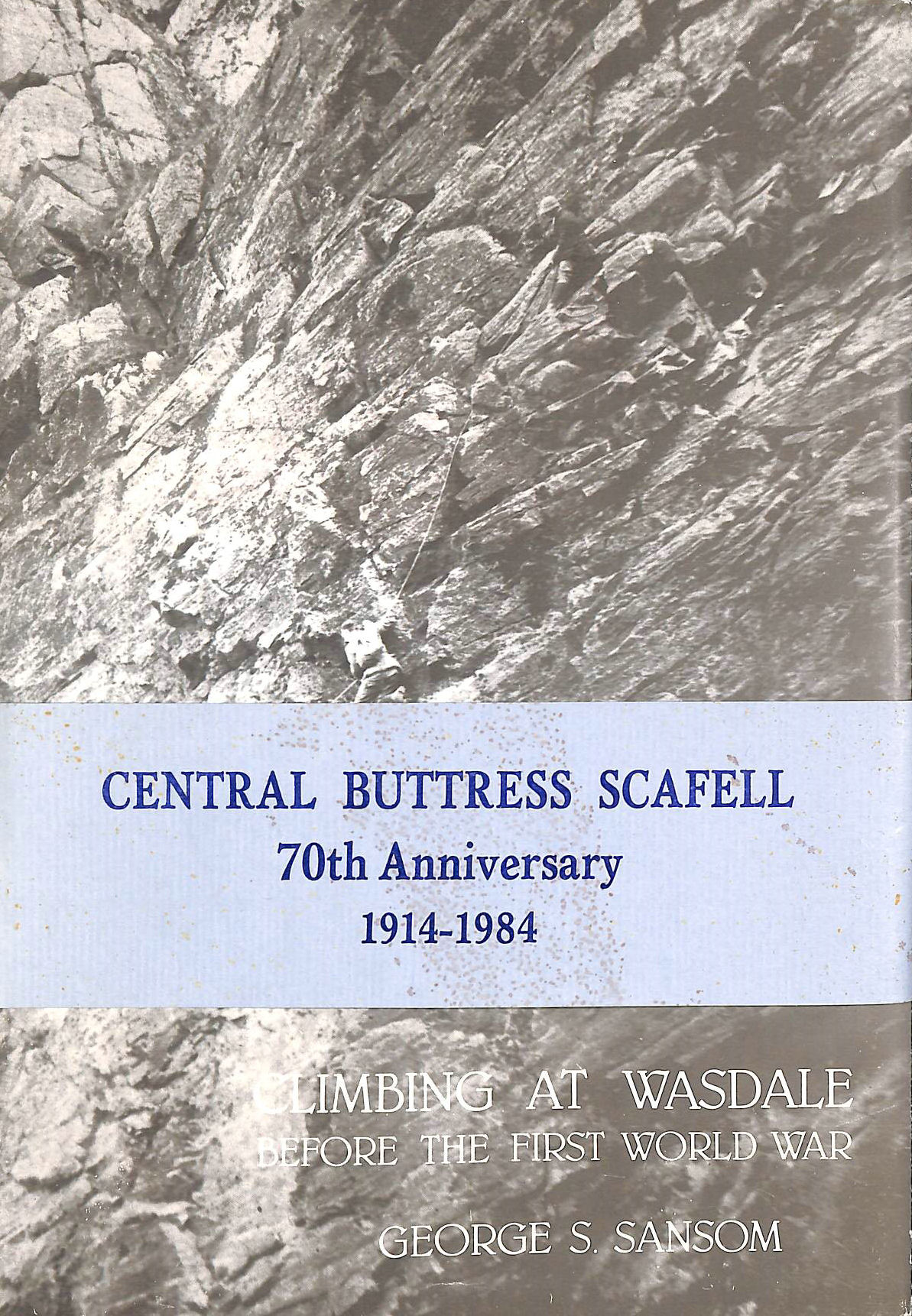 Image for Climbing at Wasdale Before the First World War: The Mountain Journal of an Edwardian Gentleman