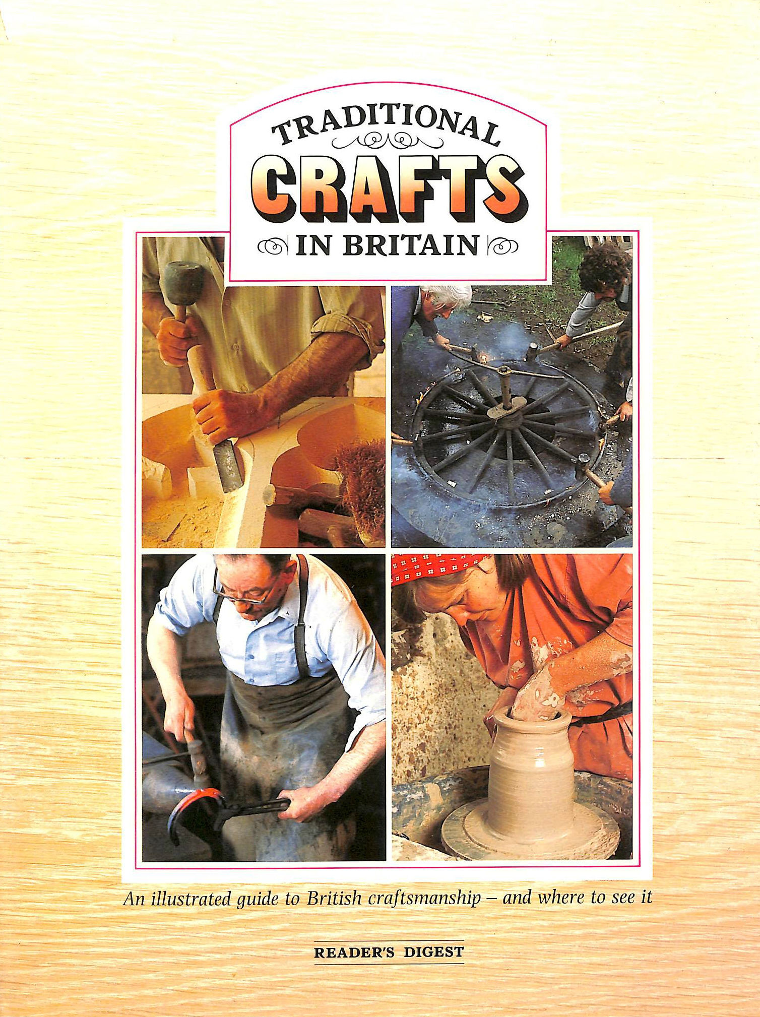 Image for Traditional Crafts in Britain