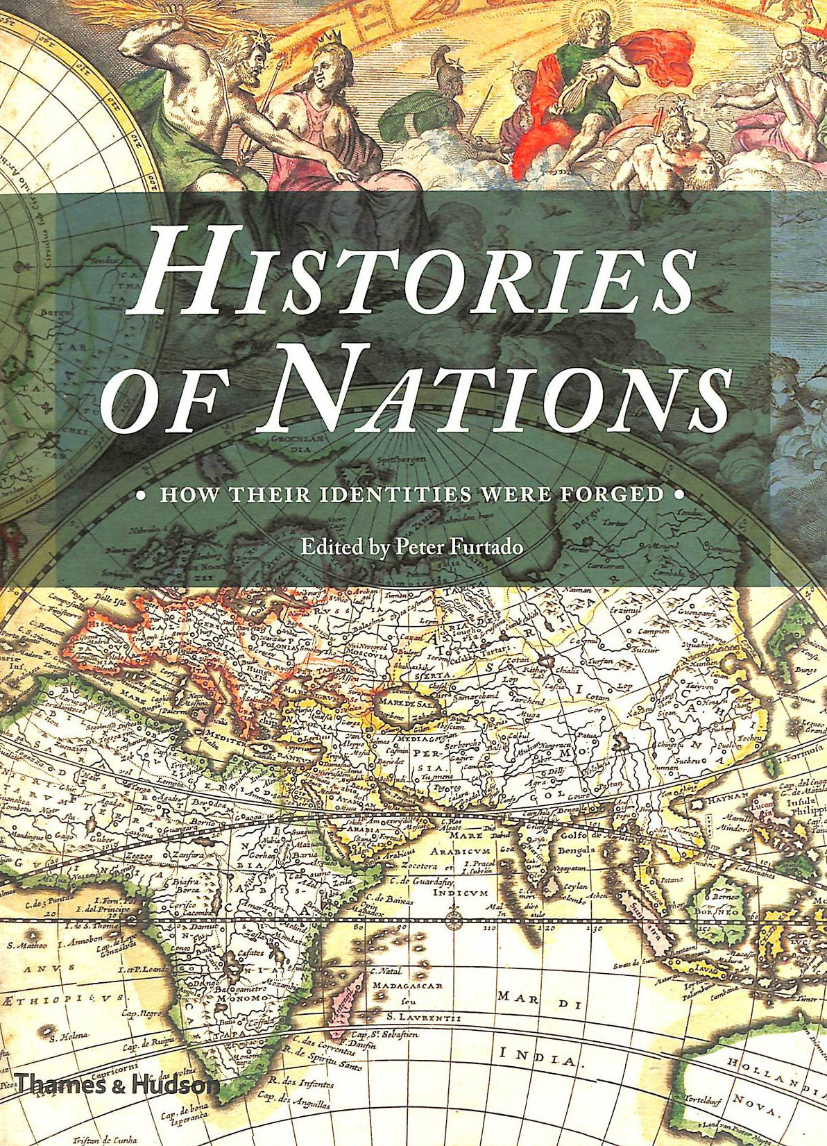 Image for Histories of Nations: How Their Identities Were Forged
