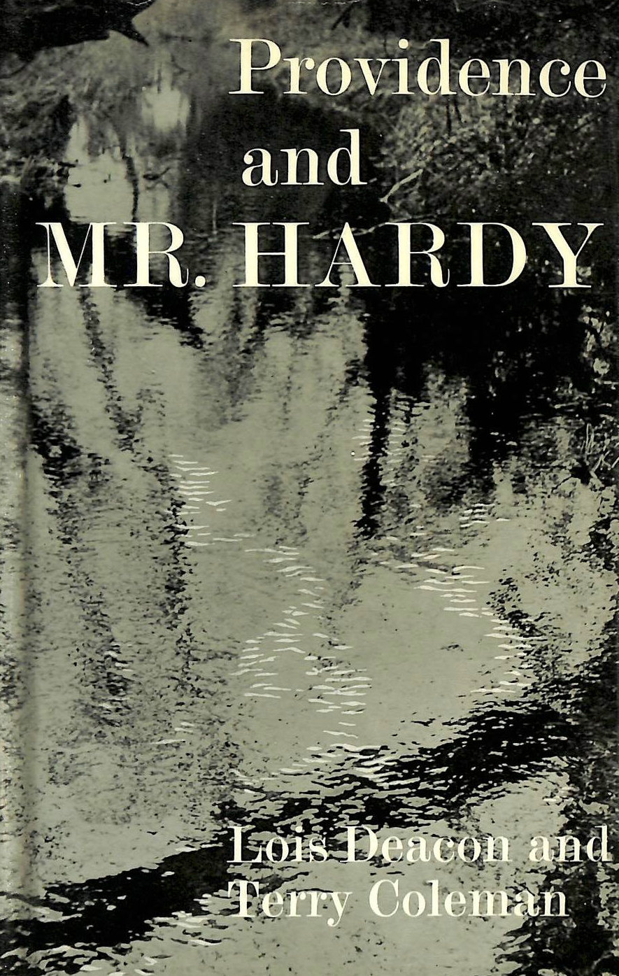 Image for Providence and Mr. Hardy