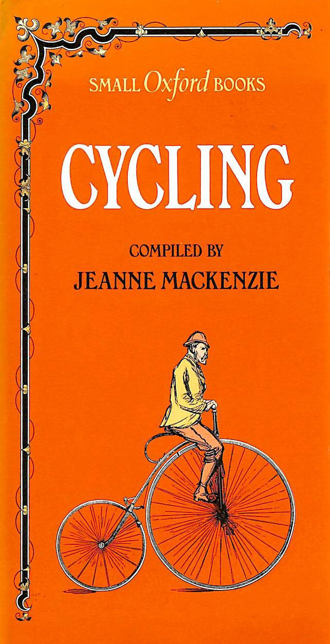 Image for Cycling (Small Oxford books)