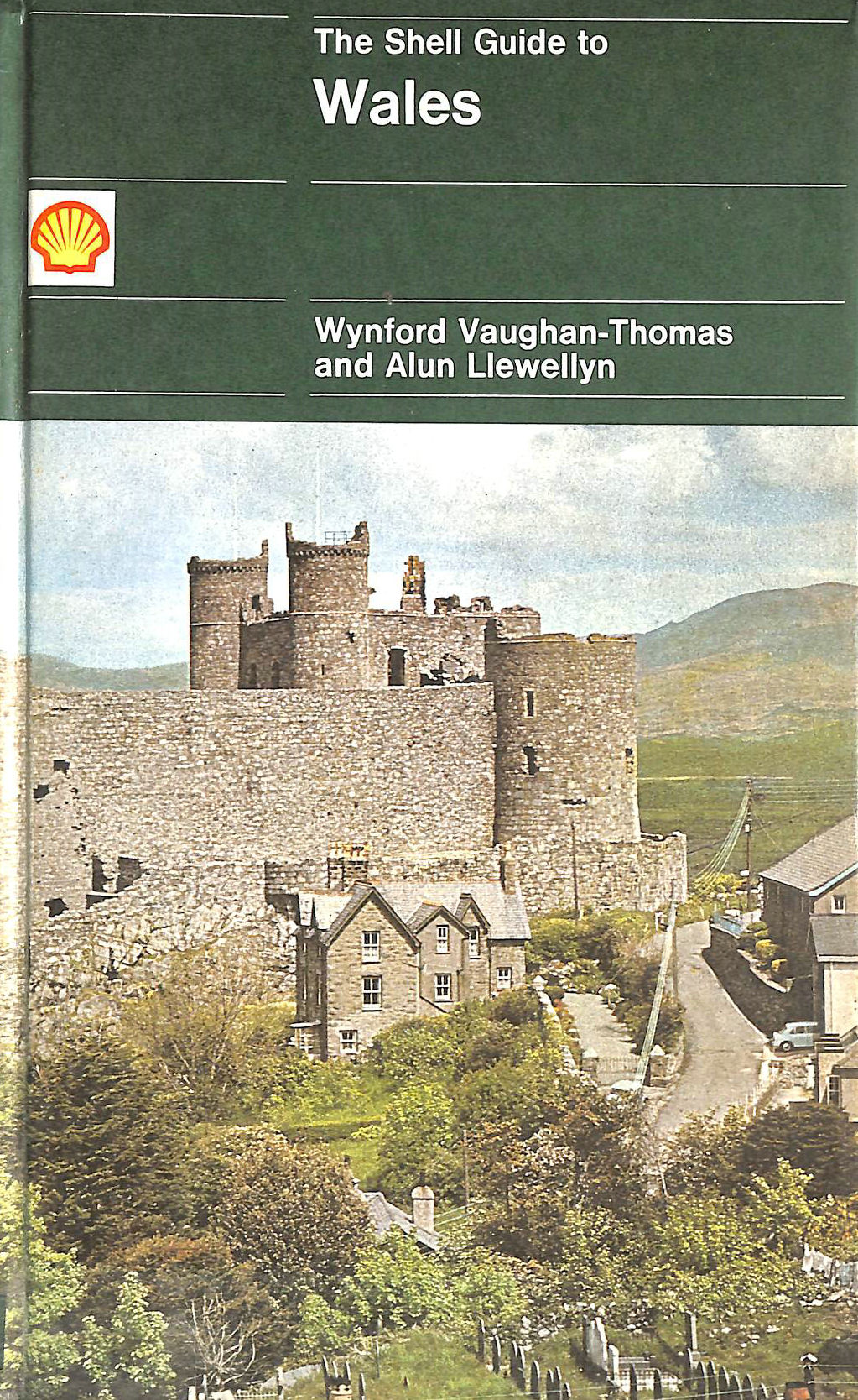 Image for The Shell guide to Wales