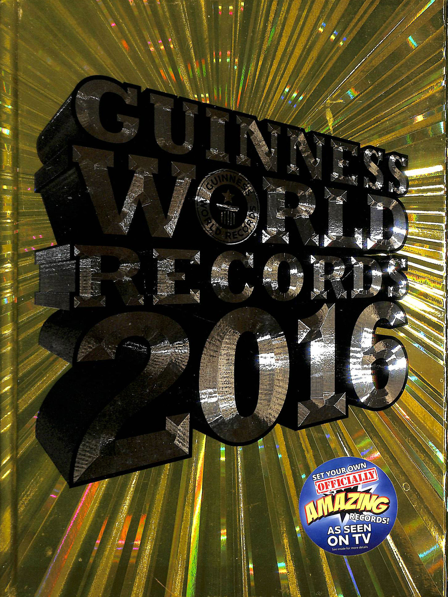 Image for Guinness World Records 2016