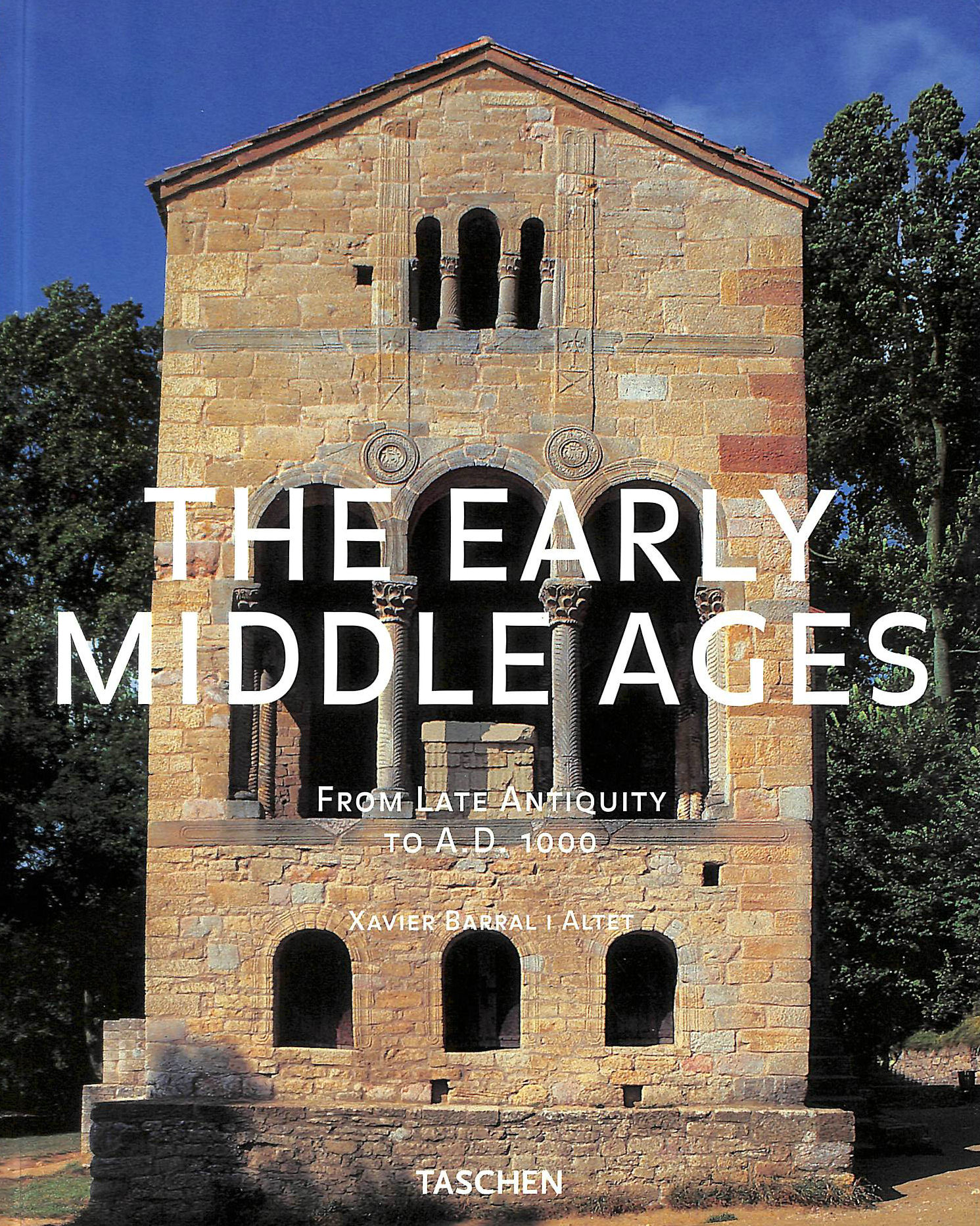 Image for The Early Middle Ages (World Architecture)
