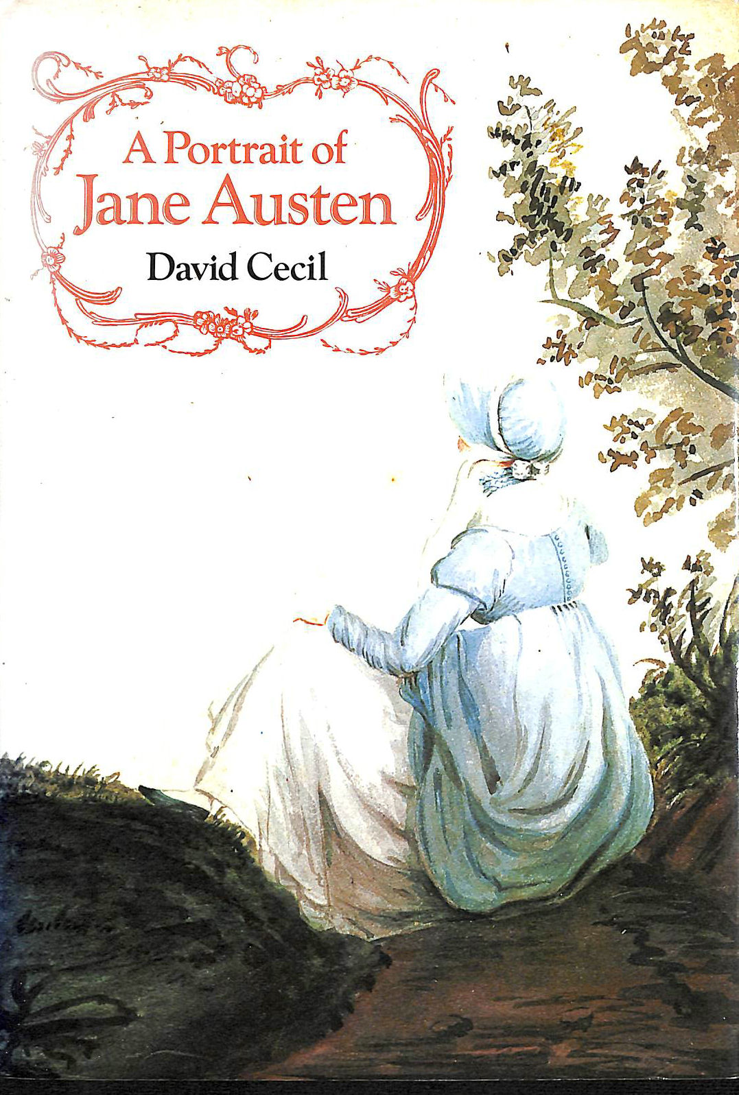 Image for A Portrait of Jane Austen (Biography and Memoirs)